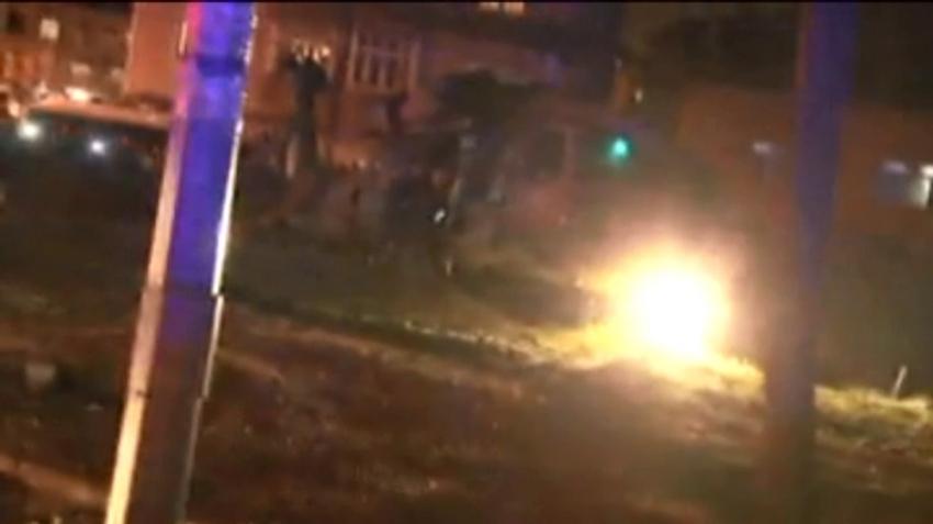 Çekmeköy'de helikopter düştü:4 asker yaralı
