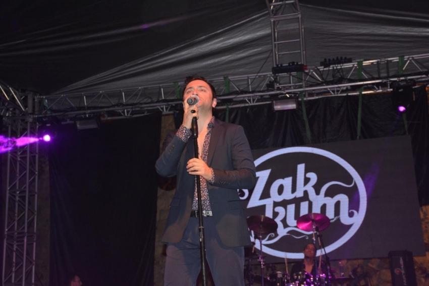 Zakkum Sinop'ta sevenleri ile buluştu