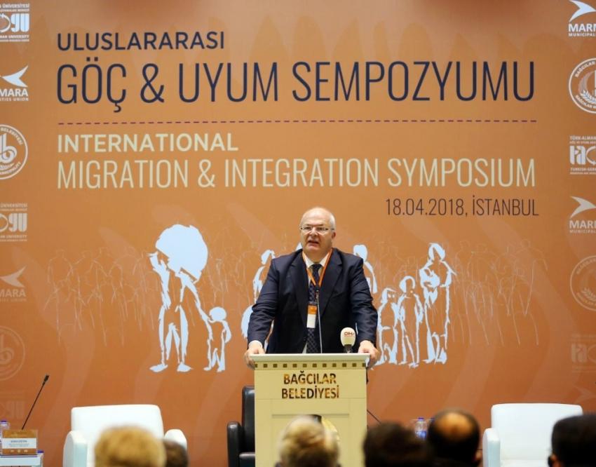 Alman belediye başkanından Türkiye'ye övgü