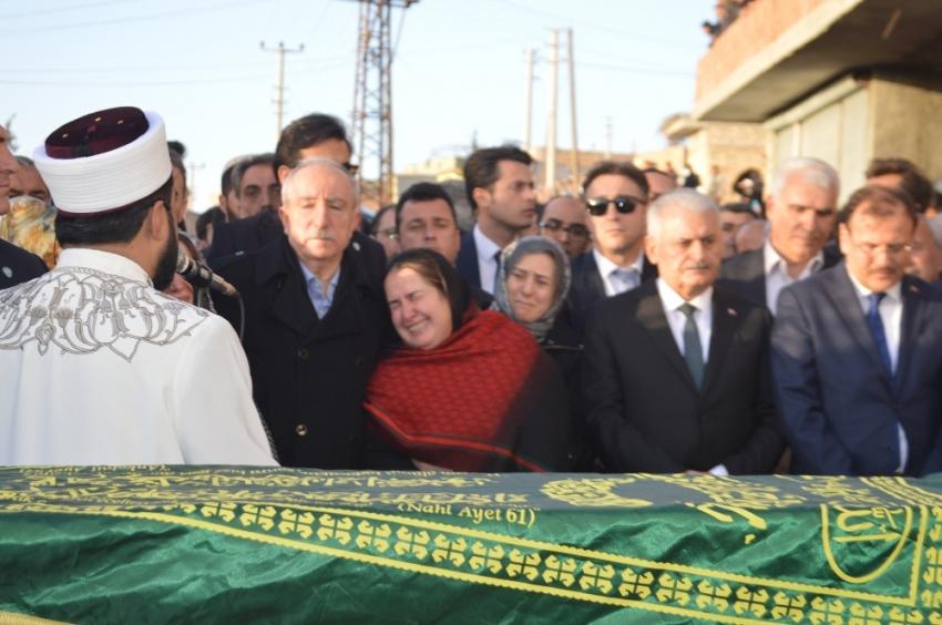 AK Part'li Miroğlu'nun acı günü: Başbakan da ordaydı