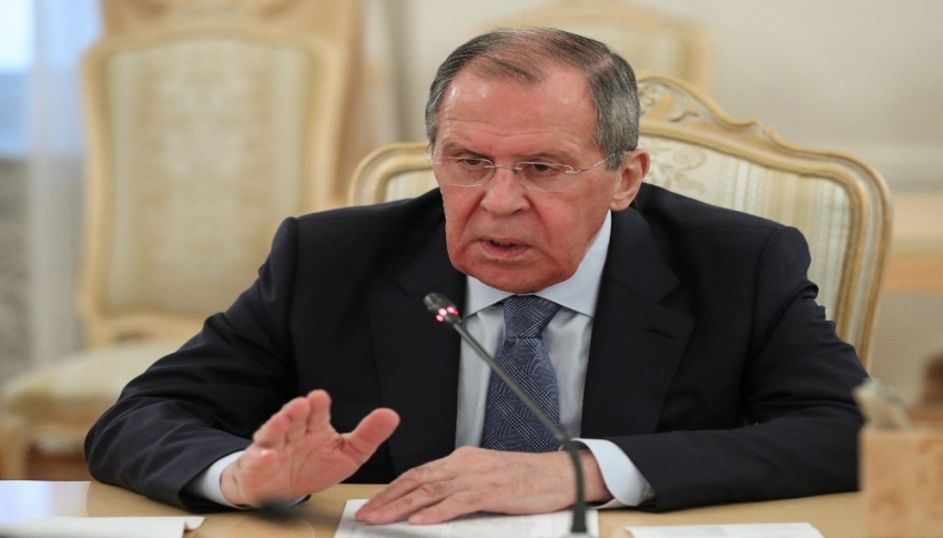 "Lavrov: ""Hafter ateşkes imzalamaya hazır"""
