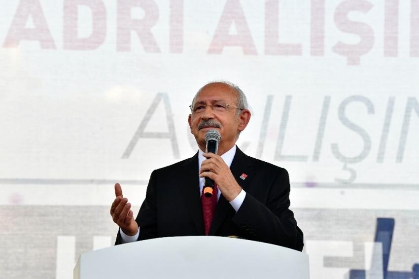 Kılıçdaroğlu'nun derneklerle ilgili iddialarına ilişkin açıklama