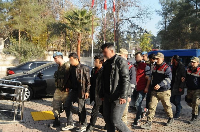 PKK/PYD'ye yönelik operasyon: 7 gözaltı