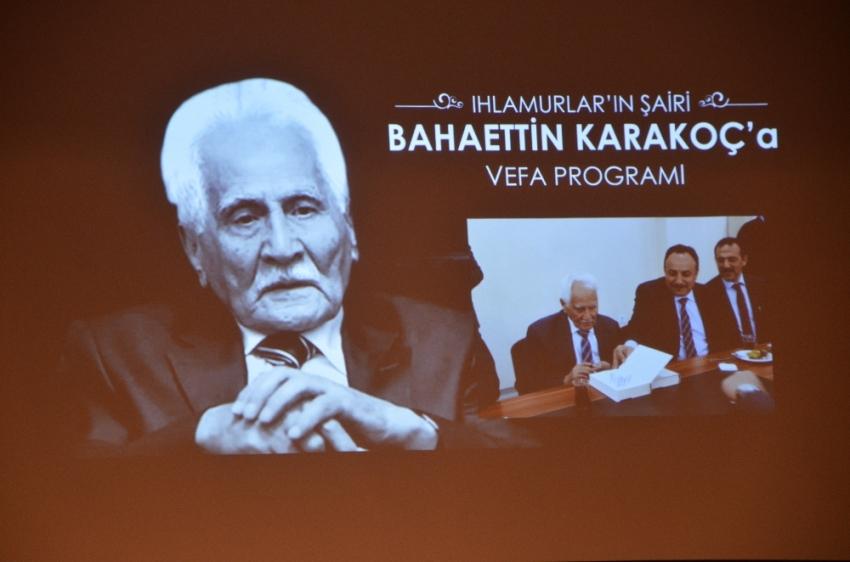 Türk Edebiyatının 'Beyaz Kartal'ı doğum gününde anıldı