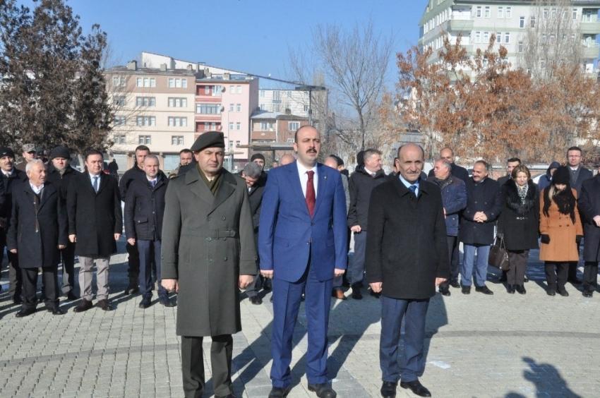 Kazım Karabekir Paşa ölüm yıldönümünde Kars'ta anıldı