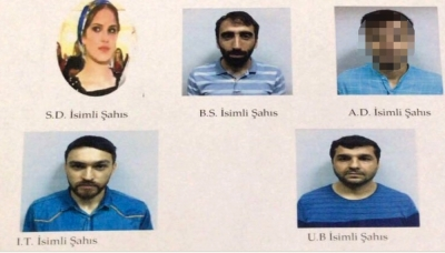 DEAŞ operasyonunda 4 tutukluma: El Şişani'nin eşi de var