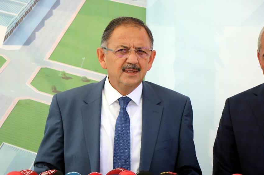 Özhaseki'den 'İttifak' açıklaması