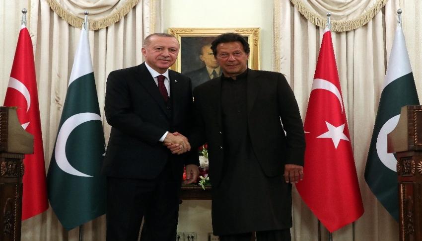 """""""Türkiye, her zaman Pakistan'ın yanında yer alacaktır"""""""