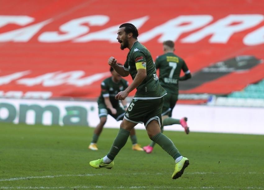 TFF 1. Lig'de en çok gol Bursaspor maçlarında oldu