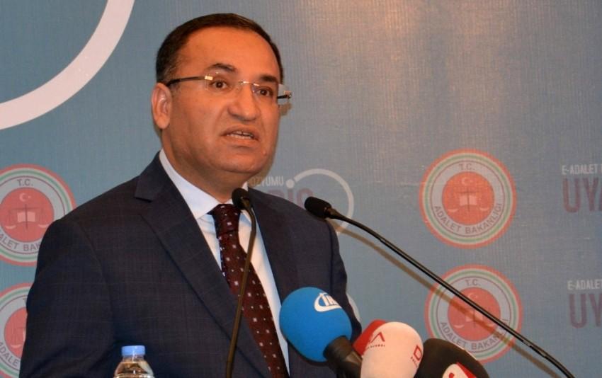 """Bozdağ: """"Türk halkı tarihi bir karar verdi"""""""