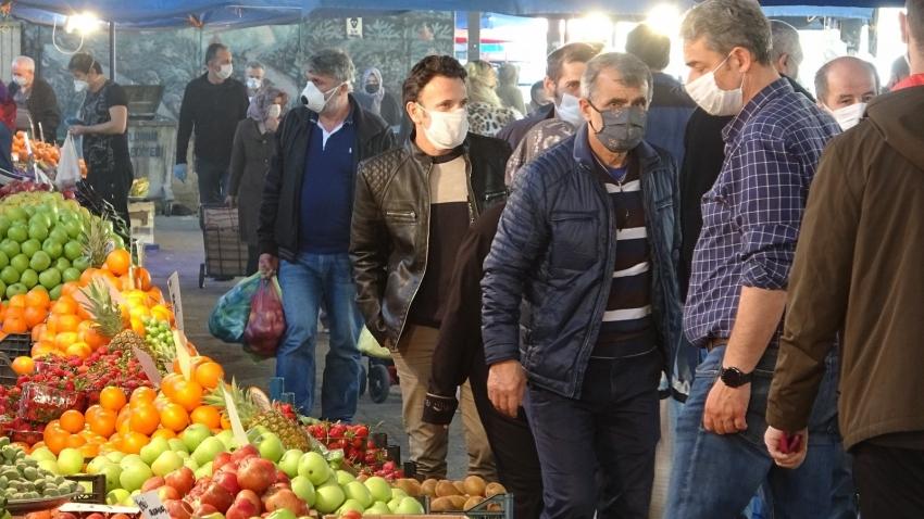 Bursa'da semt pazarları açılıyor