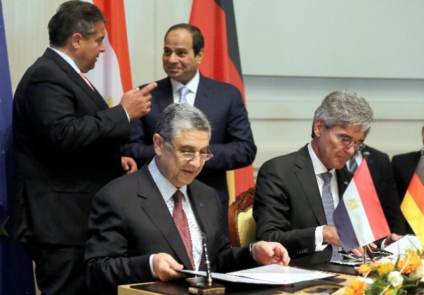 Siemens'ten Mısır'a büyük yatırım