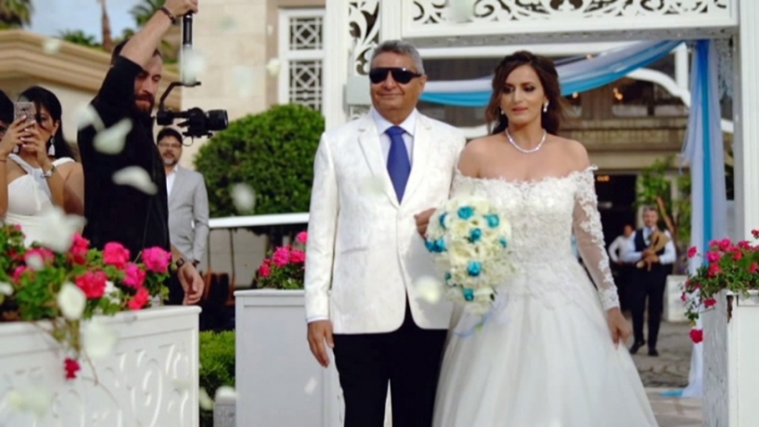 Milyon dolarlık Hint düğünü 3 gün 3 gece sürdü
