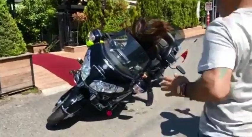 Hollywood yıldızı İstanbul'da yaralandı