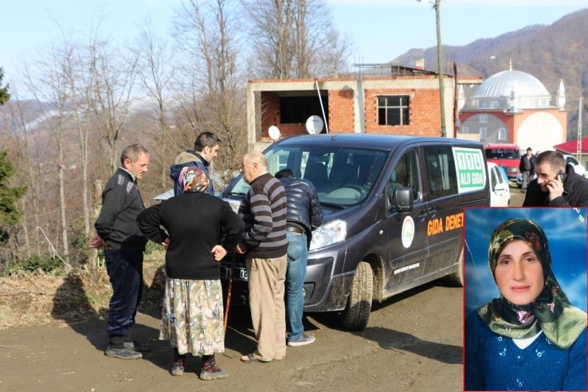 Trabzon'daki şarbon alarmıyla ilgili açıklama