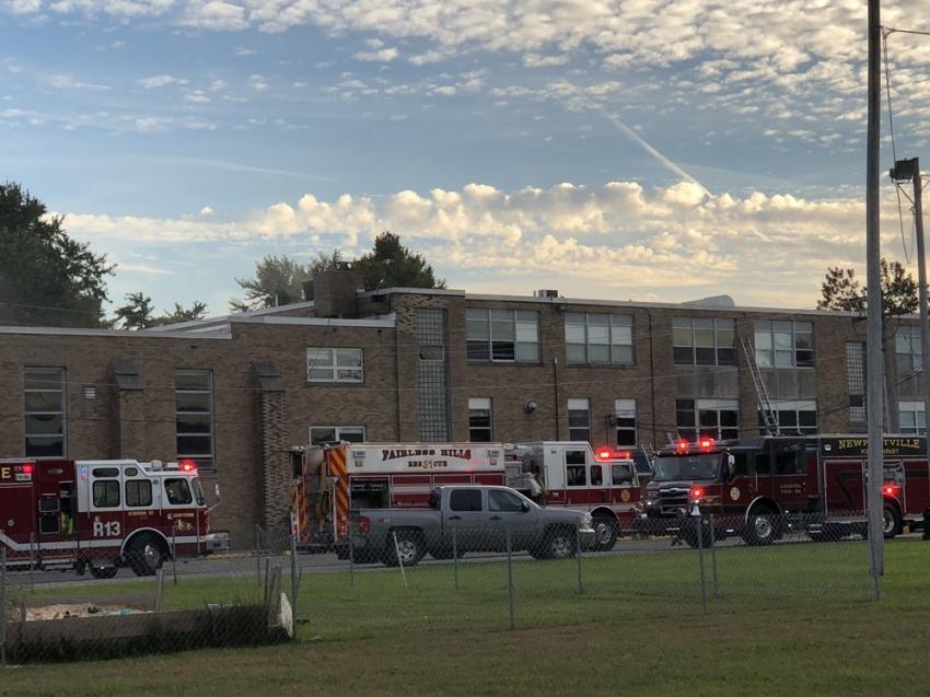 ABD'de Türk okulunda yangın