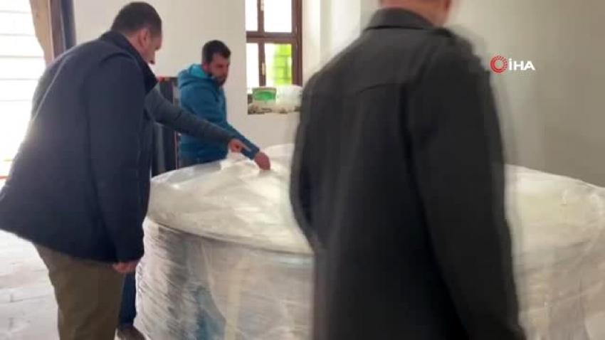 İznik Müzesi'ndeki restorasyon 1 hafta sonra bitiyor