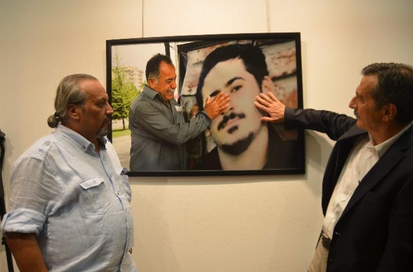 Ali İsmail Korkmaz fotograf sergisi ile anıldı