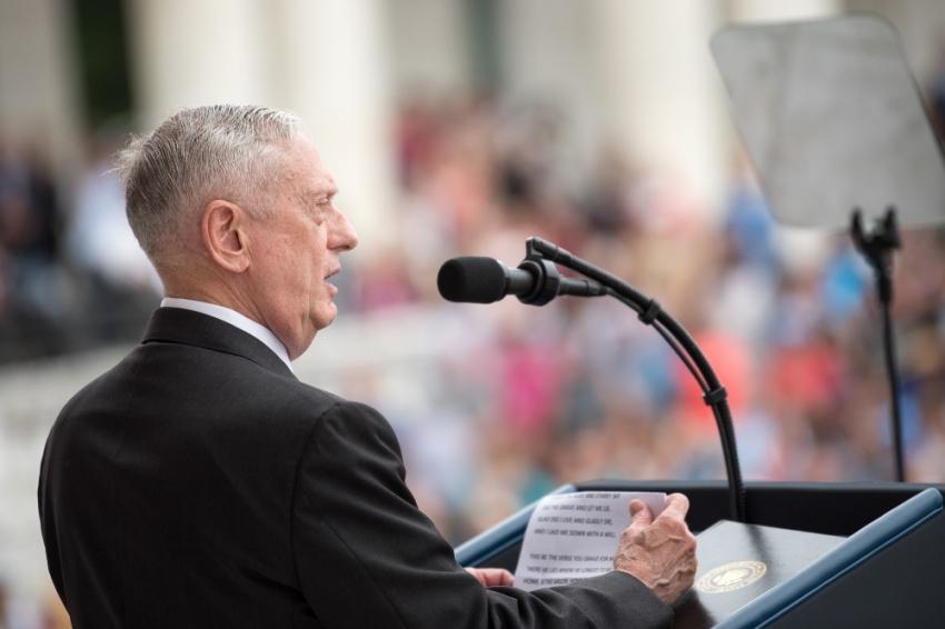 Mattis: İki taraflı sınır devriyeleri faaliyete geçecek