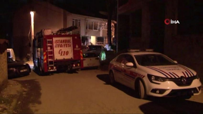 Kemerburgaz'da göçük: 1 ölü
