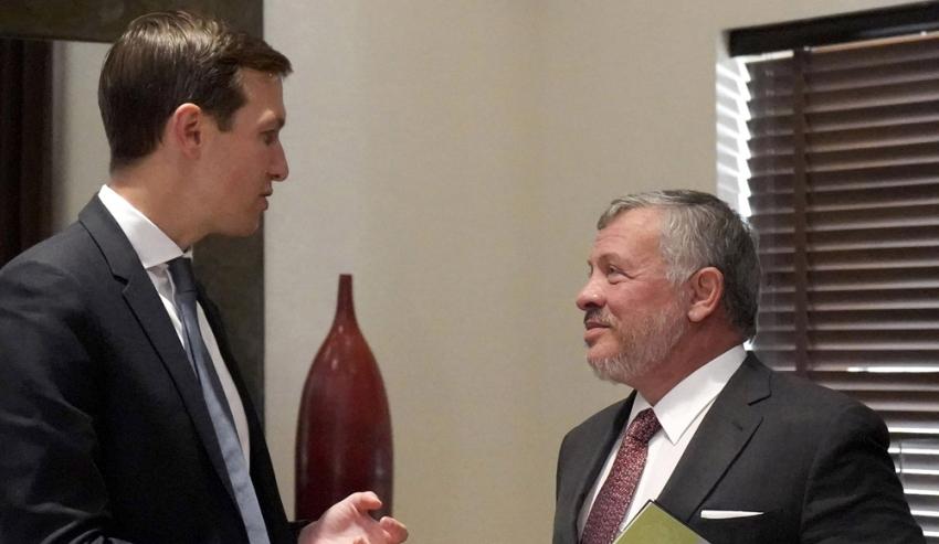 Trump'ın damadı Kushner'den kritik ziyaret