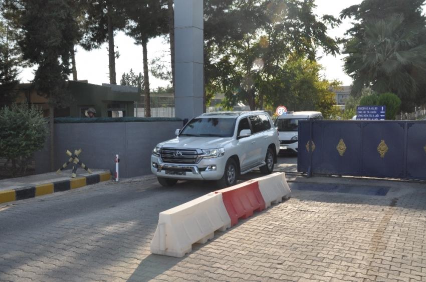 ABD askeri heyeti Birleşik Müşterek Harekat Merkezi'ni ziyaret etti