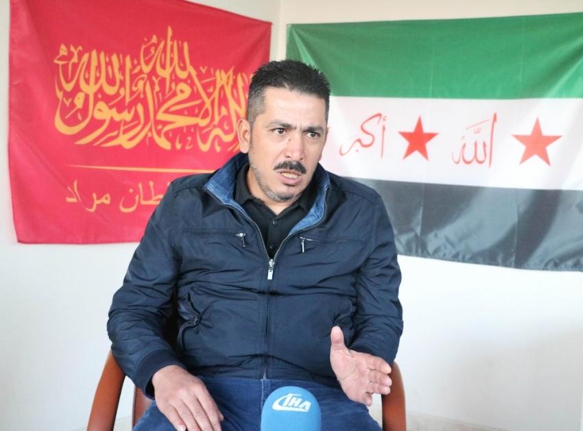 ÖSO komutanı: 1 hafta sonra Afrin teröristlerden temizlenir
