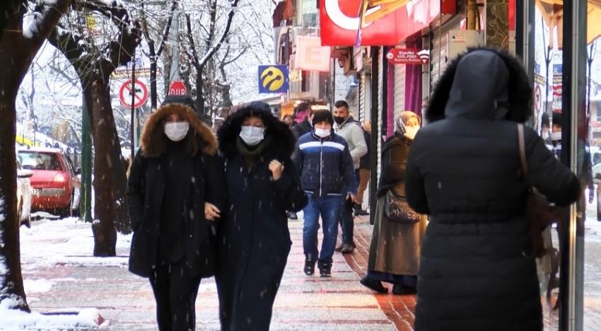 Bursa'nın virüsle mücadelesi