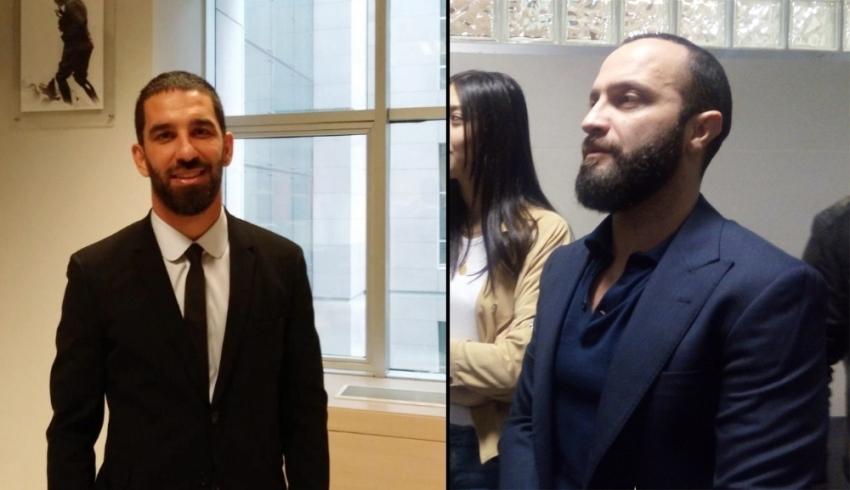 Arda ve Berkay davasında karar!Arda Turan'a hapis cezası