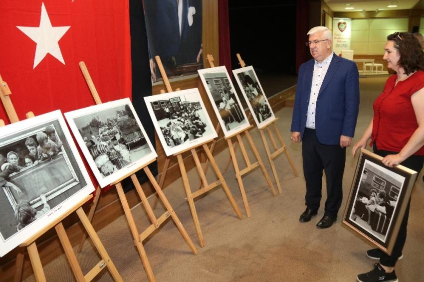 Simge fotoğrafın kahramanları 30 yıl sonra buluştu
