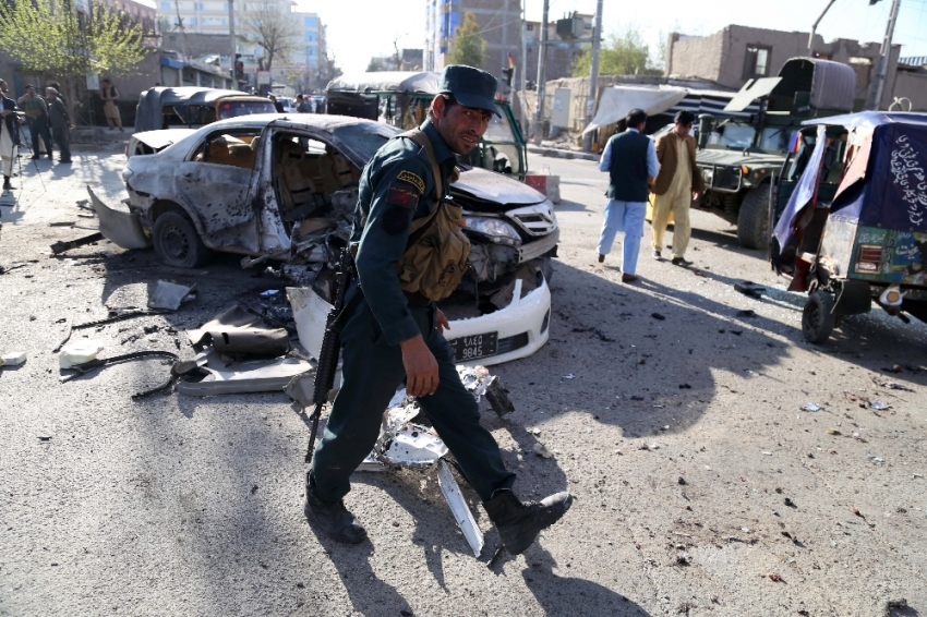 Afganistan'da intihar saldırısı: 2 ölü