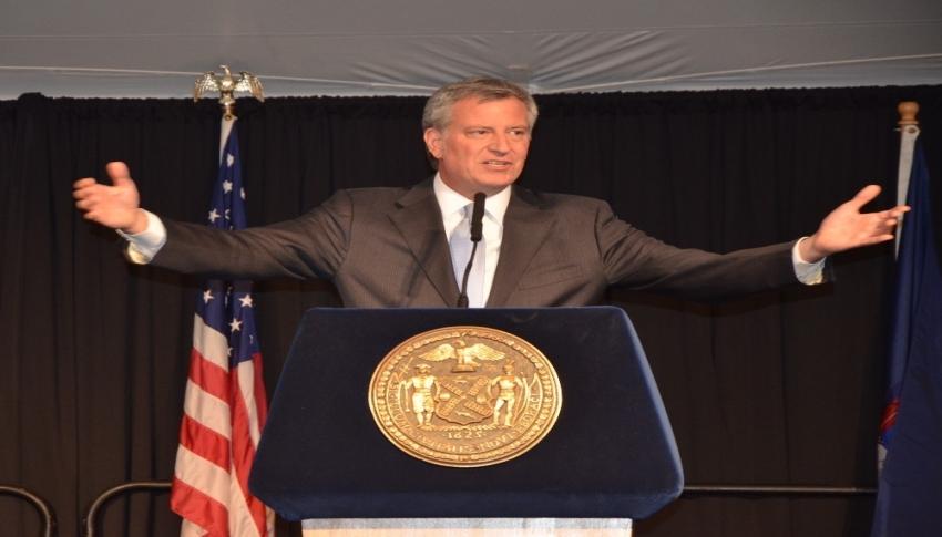 """""""New York, ABD'nin korona virüs merkez üssü"""""""
