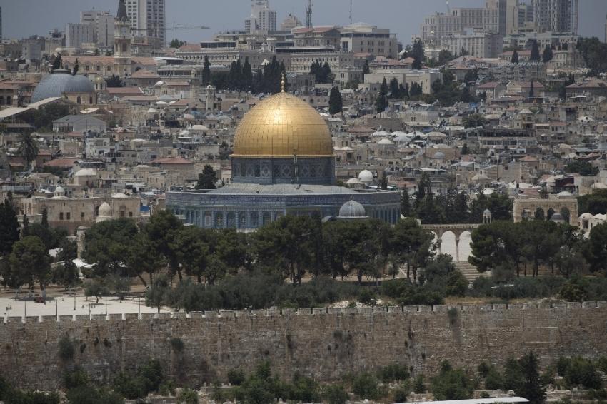 Kudüs'ü İsrail'in başkenti olarak tanıdı