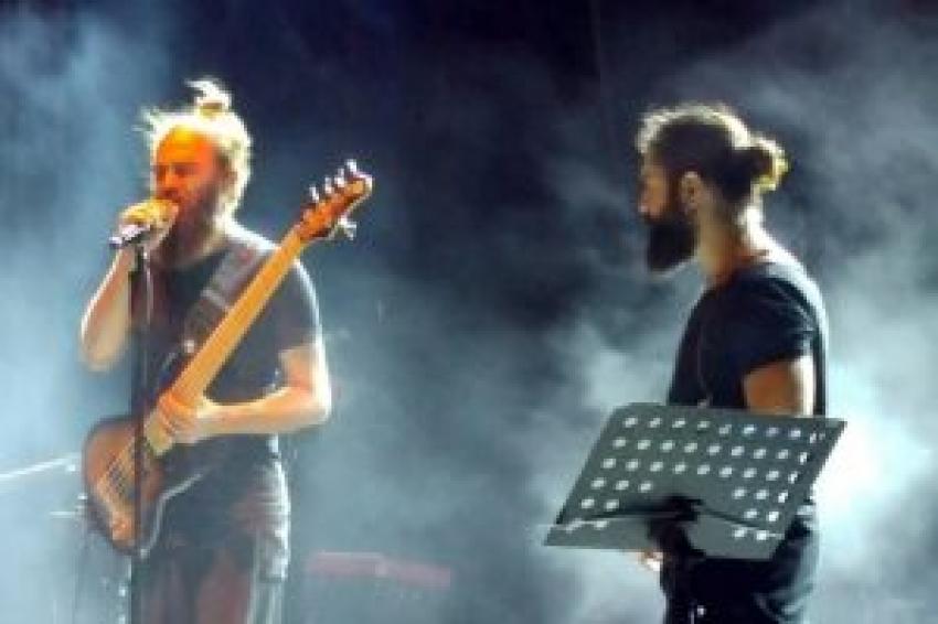 Koray Avcı'dan müthiş konser