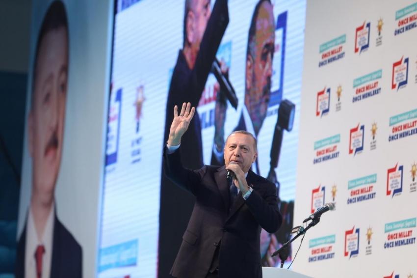 Erdoğan Kocaeli ilçe belediye başkanı adaylarını açıkladı
