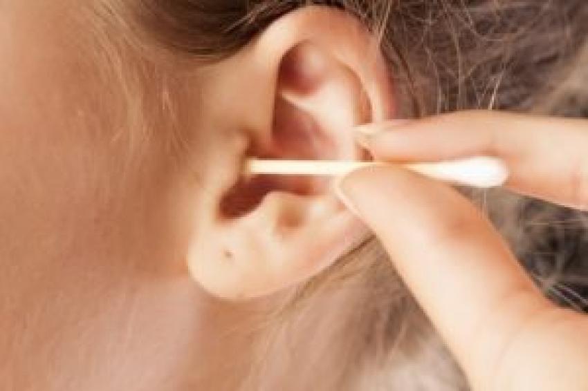 Kulak çubuklarında enfeksiyon riski!