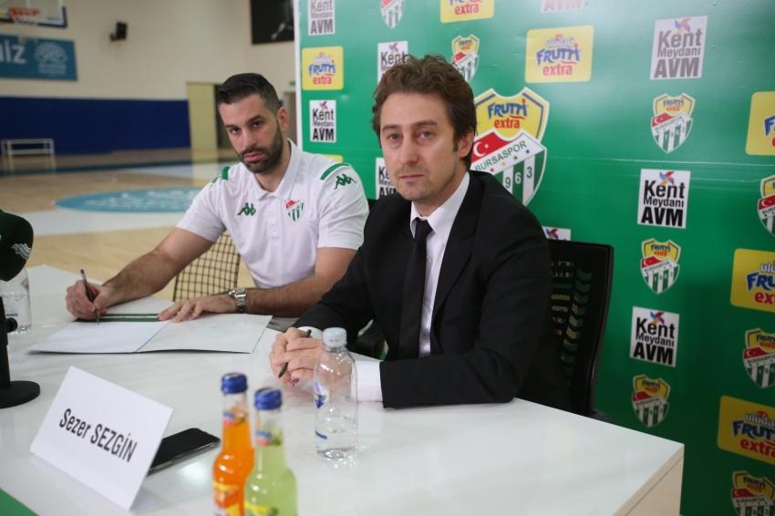 Dusan Alimpijevic ile imza atıldı.