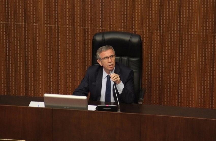Mansur Yavaş'a tepki: Üst düzey isimler görevden alındı