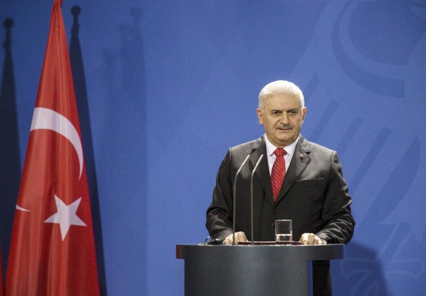 Başbakan Yıldırım'dan hukuk devleti vurgusu