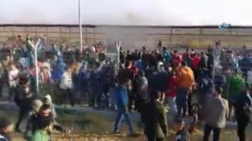Batı Şeria ve Gazze'deki gösterilerde 4 kişi şehit oldu