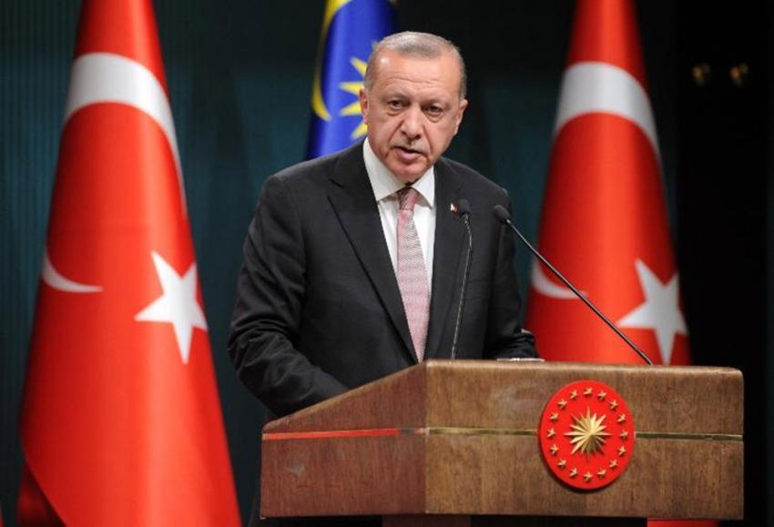 Cumhurbaşkanı Erdoğan'dan Hakan Atilla açıklaması