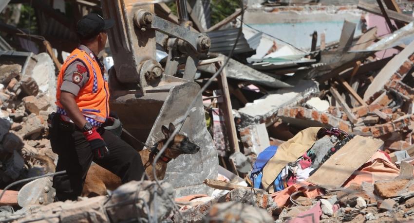 Endonezya felaketi yaşıyor
