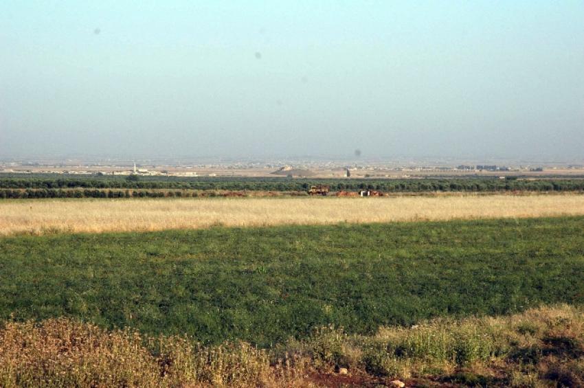 Suriye sınırından patlama sesleri geliyor
