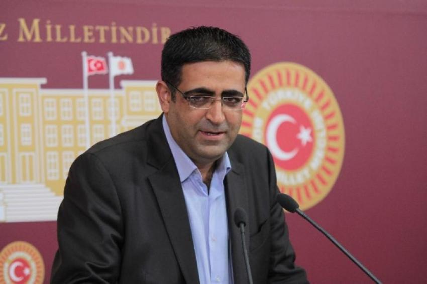 HDP'den Akdoğan'a cevap