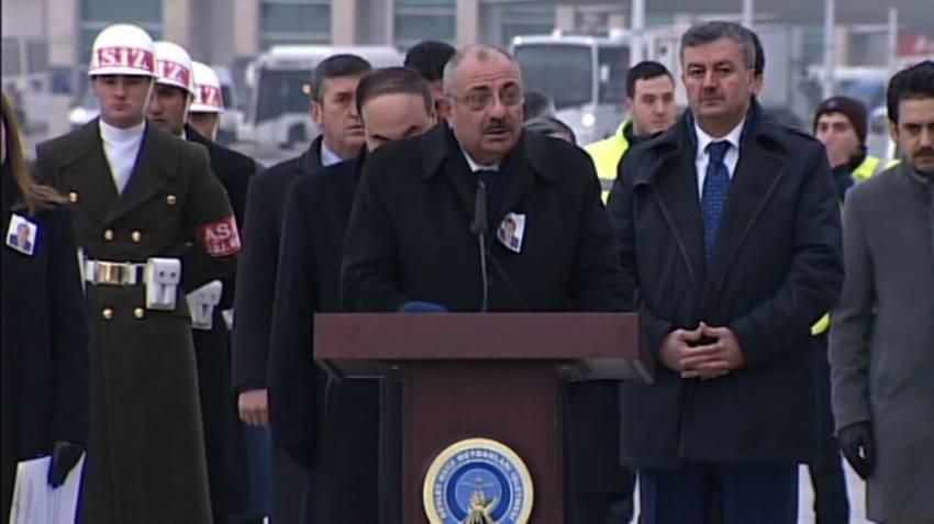 """""""Karlov Türk-Rus dostluğunun ebedi sembolü olmuştur"""""""