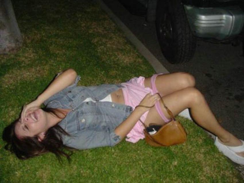 Drunken teen inga