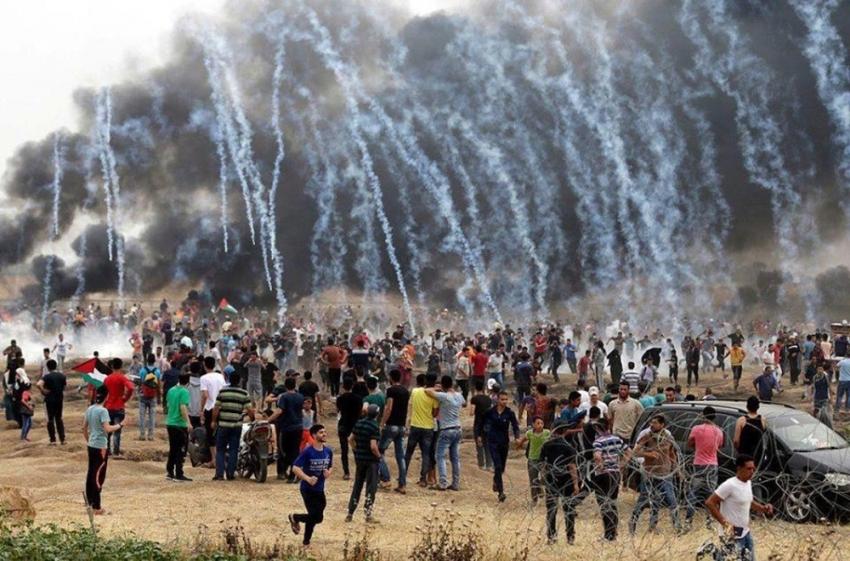 Filistin'de şehit sayısı 60'a yükseldi