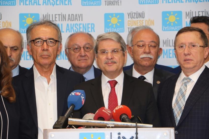 İYİ Parti'den istifalara ilişkin açıklama
