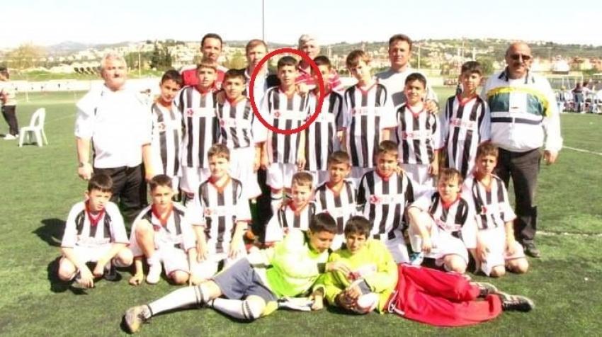 Juventus'ta forma giyen Merih Demiral'ı, ilk hocası anlattı