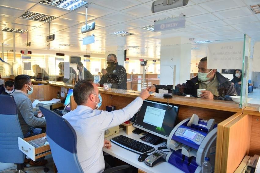 Bursa'da vatandaşlara emlâk vergisi çağrısı